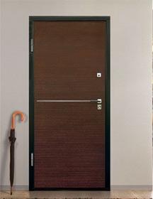 Стальные двери - LEGANZA