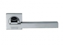 Фурнитура для дверей - Linea Cali -  - ELLE CС хром глянцевый/хром матовый 1050/093
